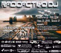 RADIOACTIVO DJ 33-2019