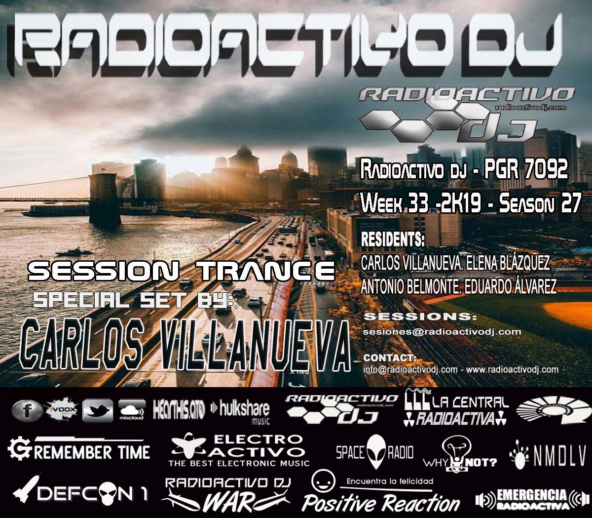 RADIOACTIVO-DJ-33-2019