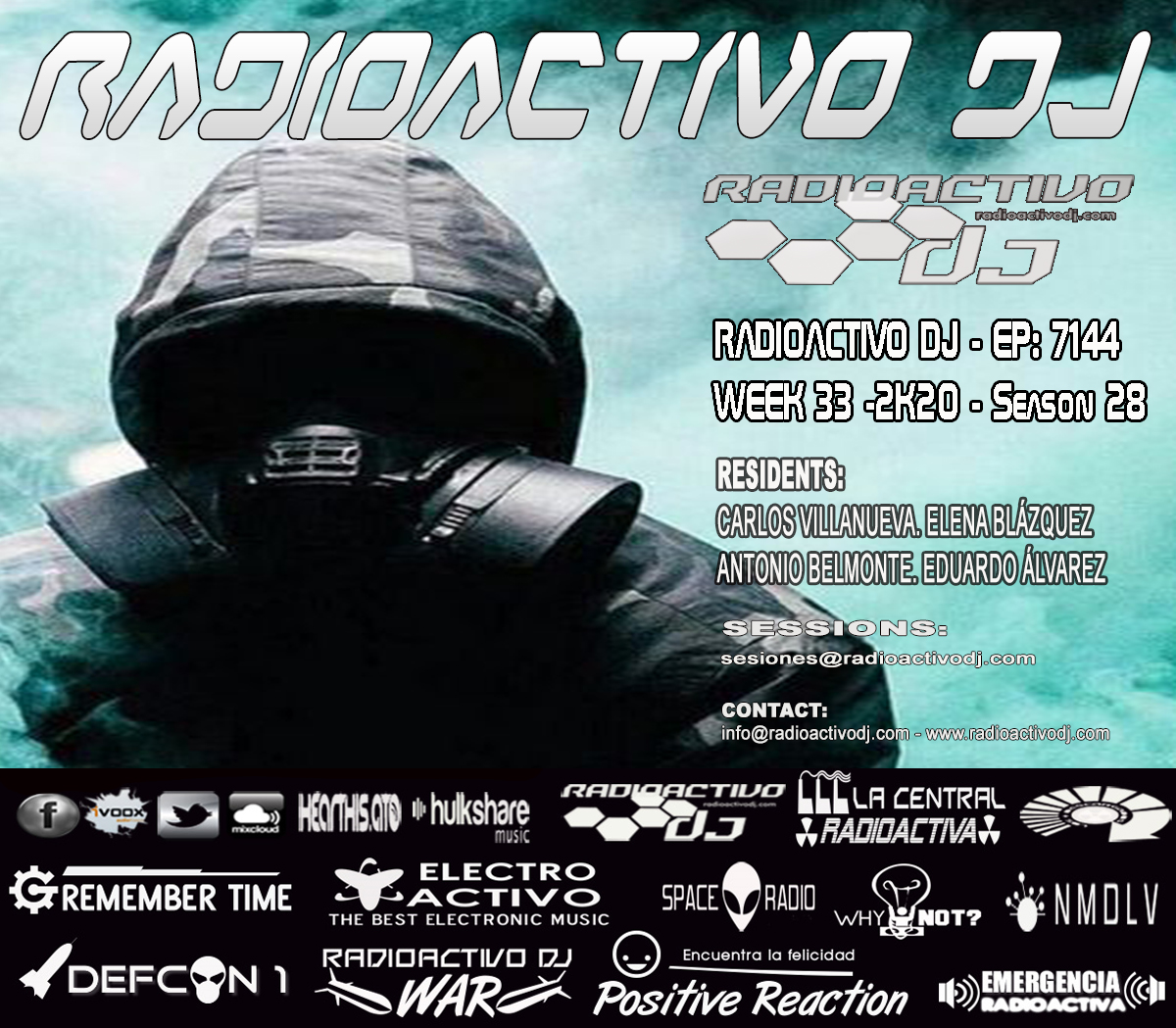 RADIOACTIVO-DJ-33-2020