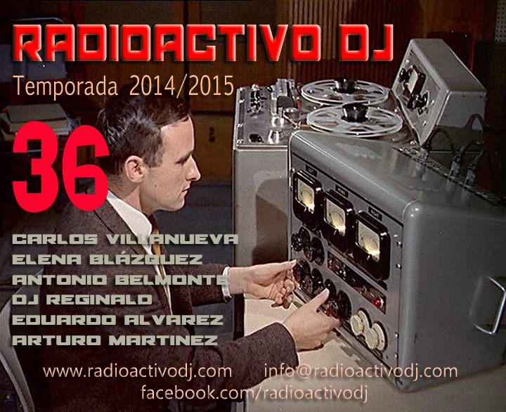 RADIOACTIVO DJ 36-2014