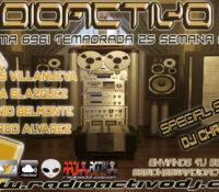 RADIOACTIVO DJ 37-2016