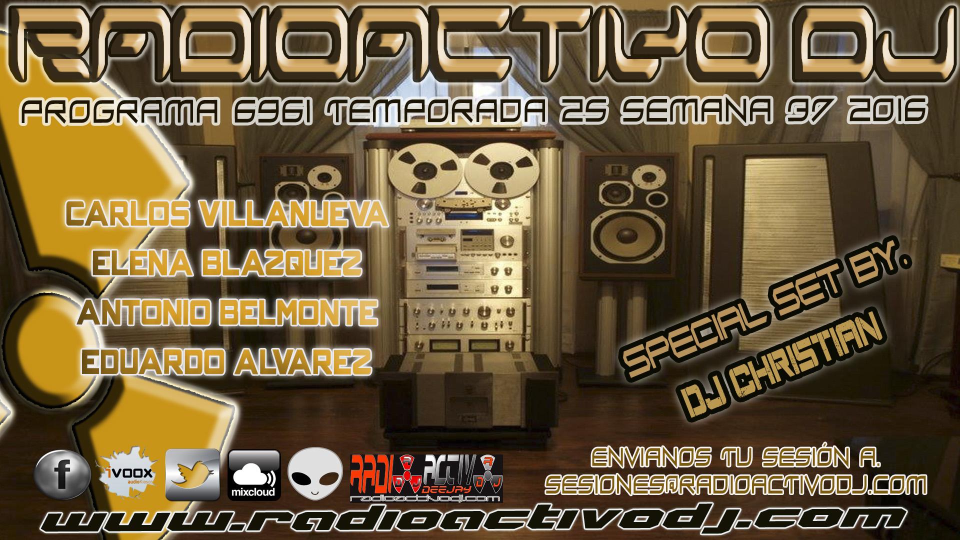 RADIOACTIVO-DJ-37-2016