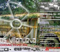 RADIAOCTIVO DJ 37-2018