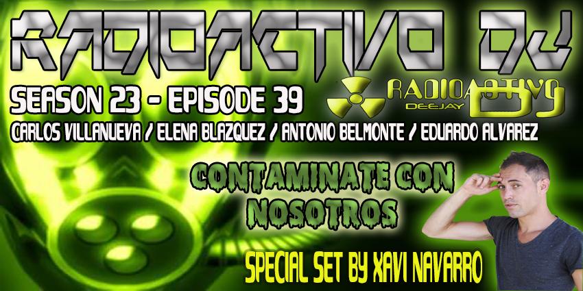 RADIOACTIVO DJ 39-2015