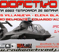 RADIOACTIVO DJ 39-2016