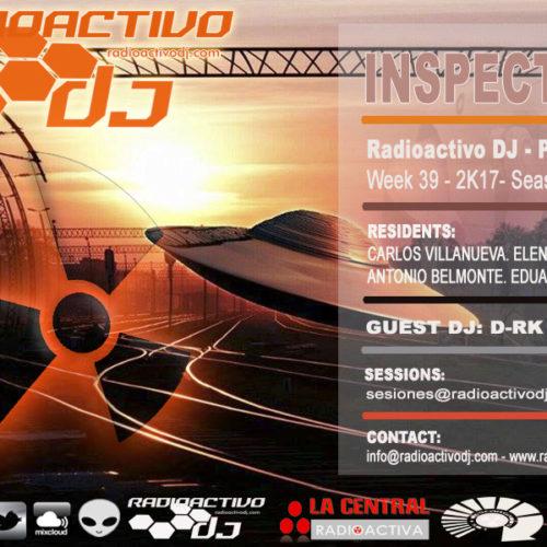 RADIOACTIVO DJ 39-2017