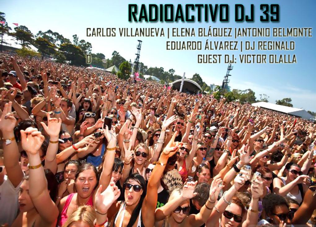 RADIOACTIVO DJ 39