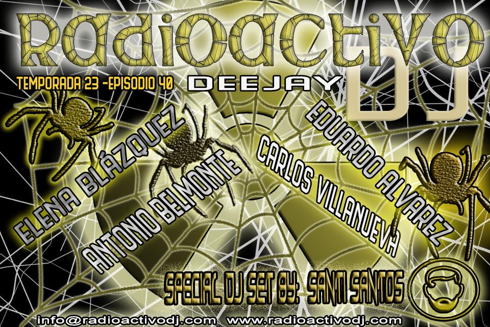 RADIOACTIVO DJ 40-2015
