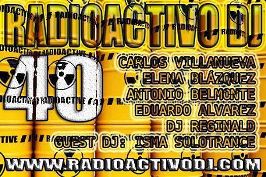 RADIOACTIVO DJ 40-2014
