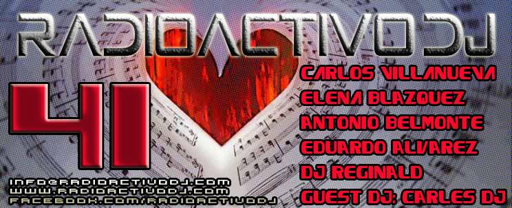 RADIOACTIVO DJ 41-2014