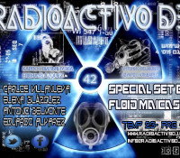 RADIOACTIVO DJ 42-2015