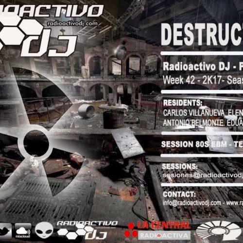 RADIOACTIVO DJ 42-2017