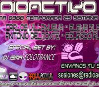 RADIOACTIVO DJ 44-2016
