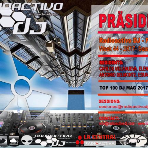 RADIOACTIVO DJ 44-2017