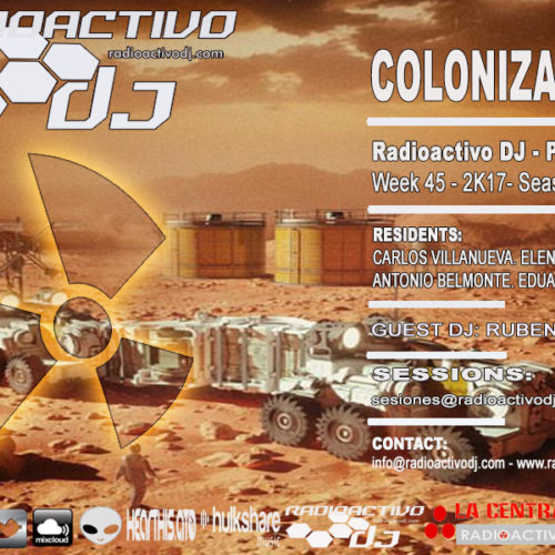 RADIOACTIVO DJ 45-2017