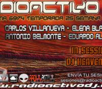 RADIOACTIVO DJ 50-2016