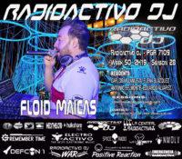 RADIOACTIVO DJ 50-2019
