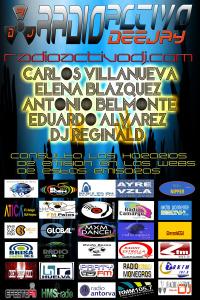 RADIOACTIVO DJ EMISORAS 1