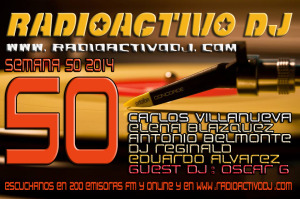 RADIOACTIVO DJ 50