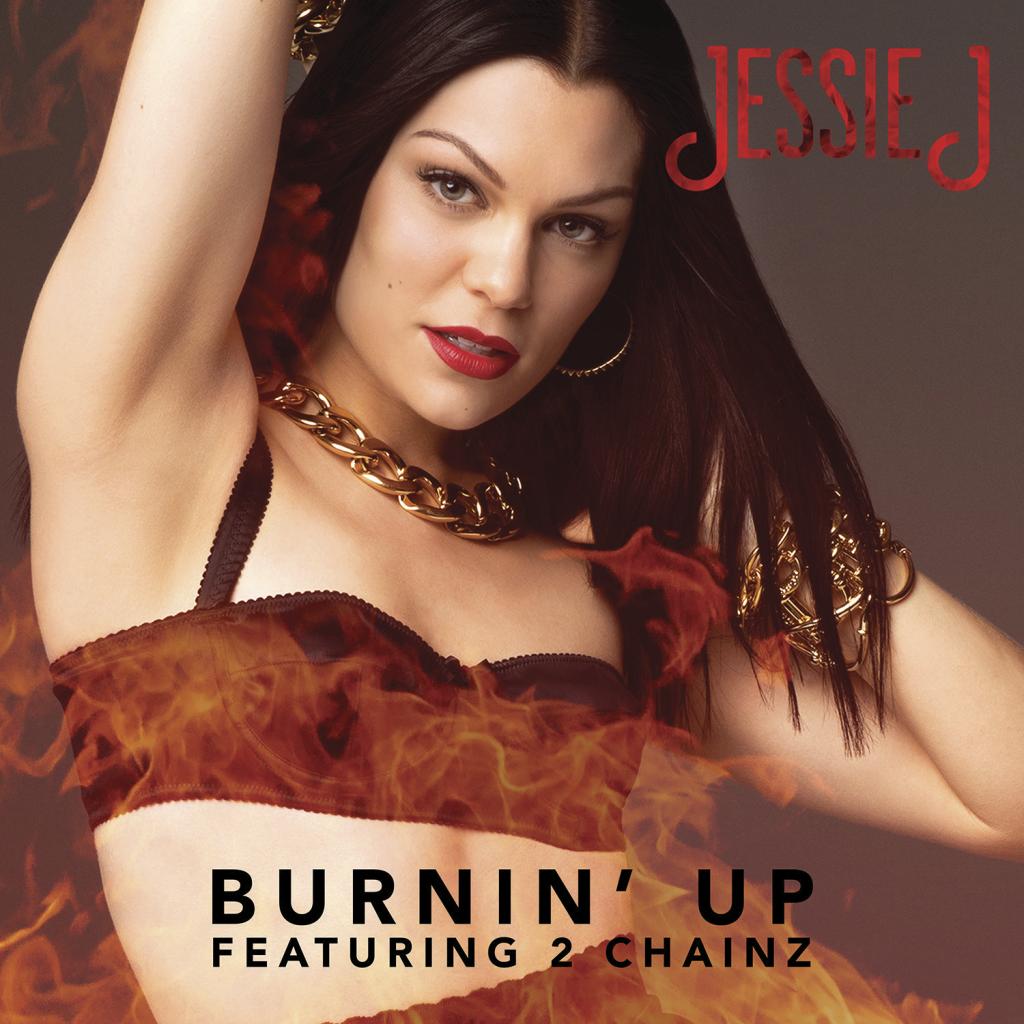 Jessie-J-Burnin-Up-2014