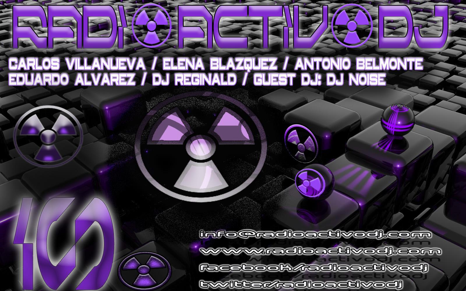 RADIOACTIVO DJ 10-2015