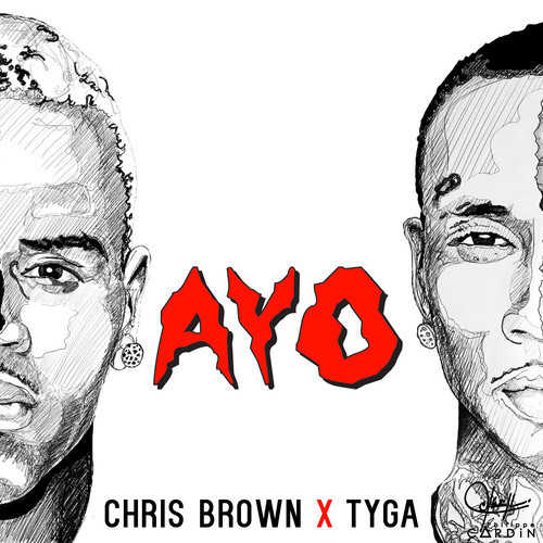 CHRIS BROWN X TIGA