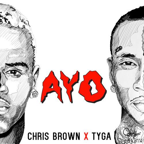 CHRIS BROWN X TIGA