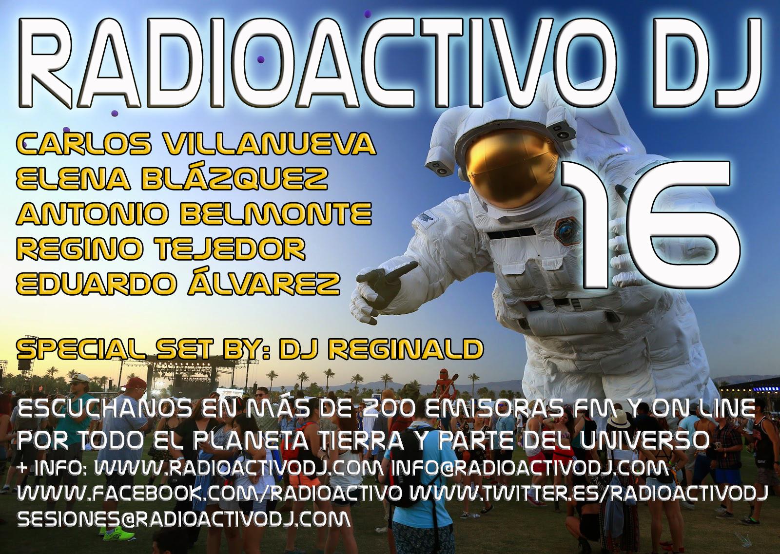 RADIOACTIVO 16-2015