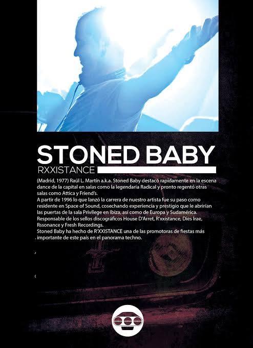 STONED BABY
