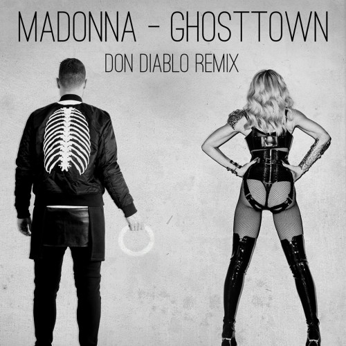 MADONNA - GHOSTTOWN (DON DIABLO REMIX)