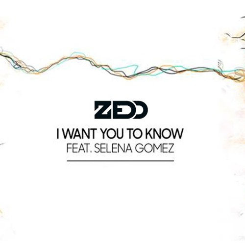 ZEED - I WANT YOU TO KNOW
