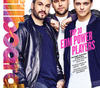 TOP 30 EDM POWER PLAYERS