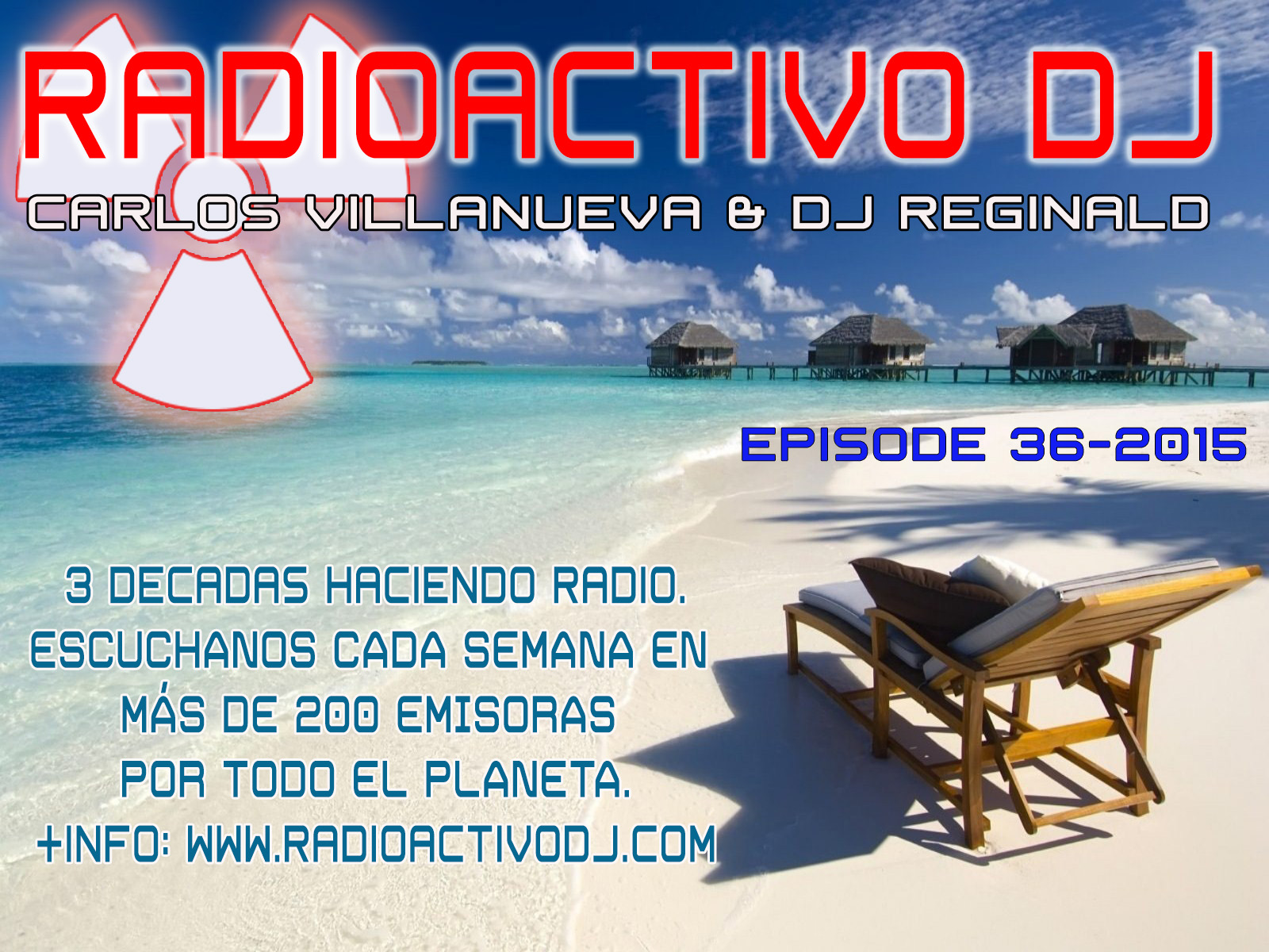 RADIOACTIVO DJ 36-2015