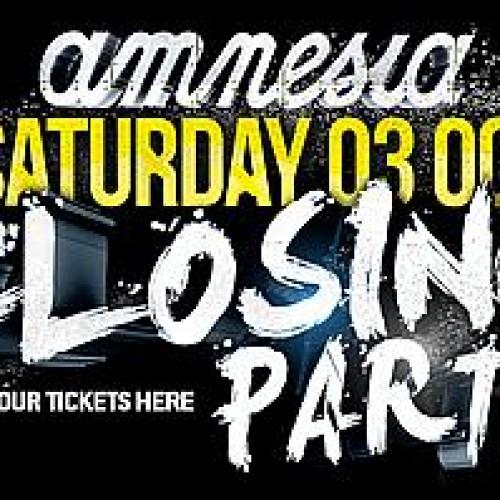 AMNESIA CLOSING PARTY 2015