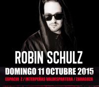 ROBIN SCHULZ – JUNTO A DAVID GUETTA- PILAR 2015