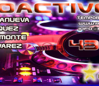 RADIOACTIVO DJ 43-2015