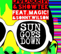 DAVID GUETTA & SHOWTEK – SUN GOES DOWN