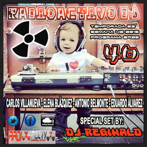 RADIOACTIVO DJ 46-2015