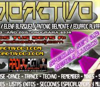 RADIOACTIVO DJ 51-2015