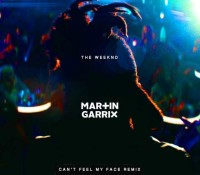 THE WEEKND – CAN`T FEEL MY FACE (MARTIN GARRIX REMIX)