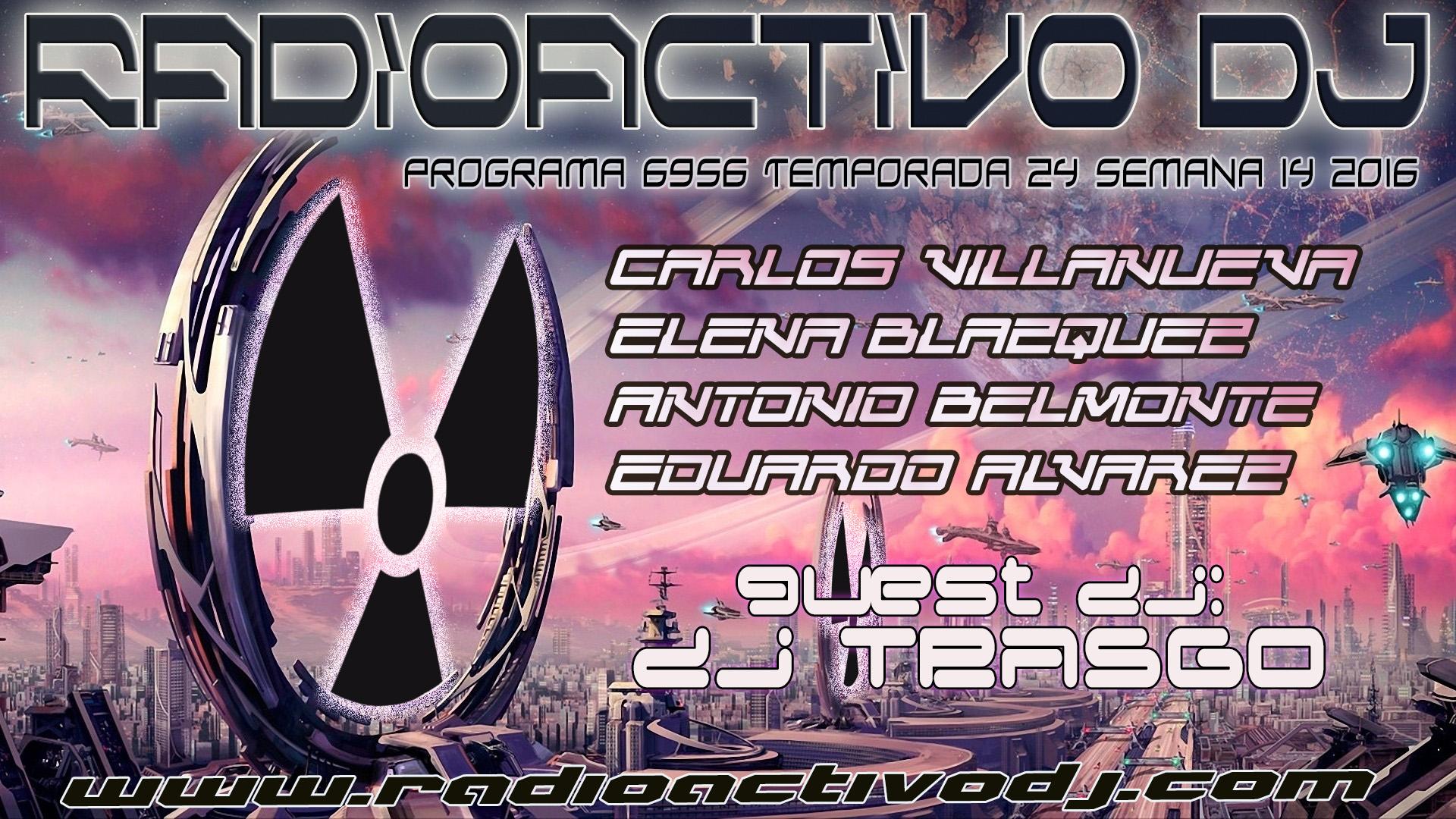 RADIOACTIVO DJ 14-2016