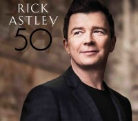 RICK ASTLEY – KEEP SINGING