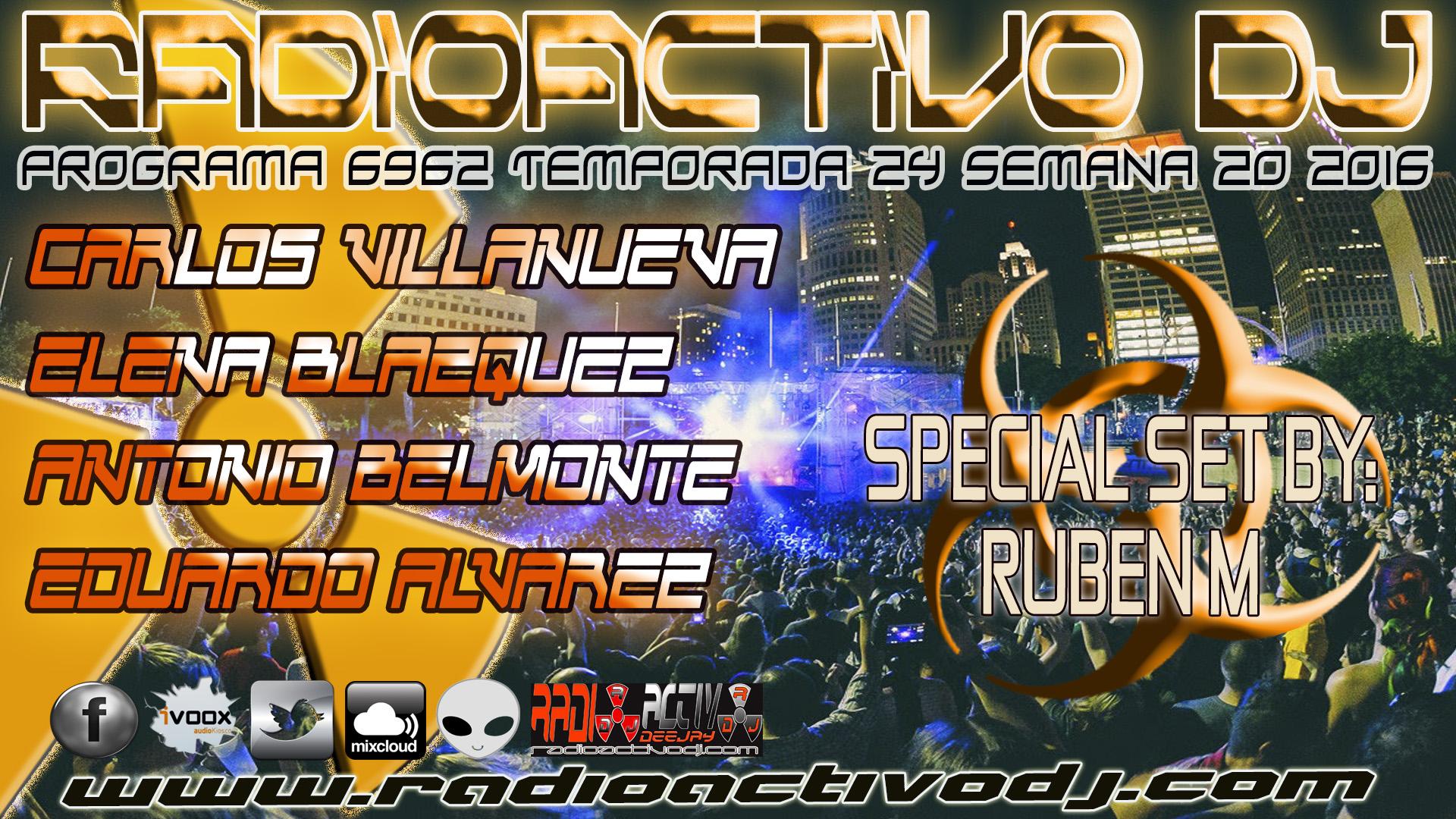 RADIOACTIVO DJ 20-2016