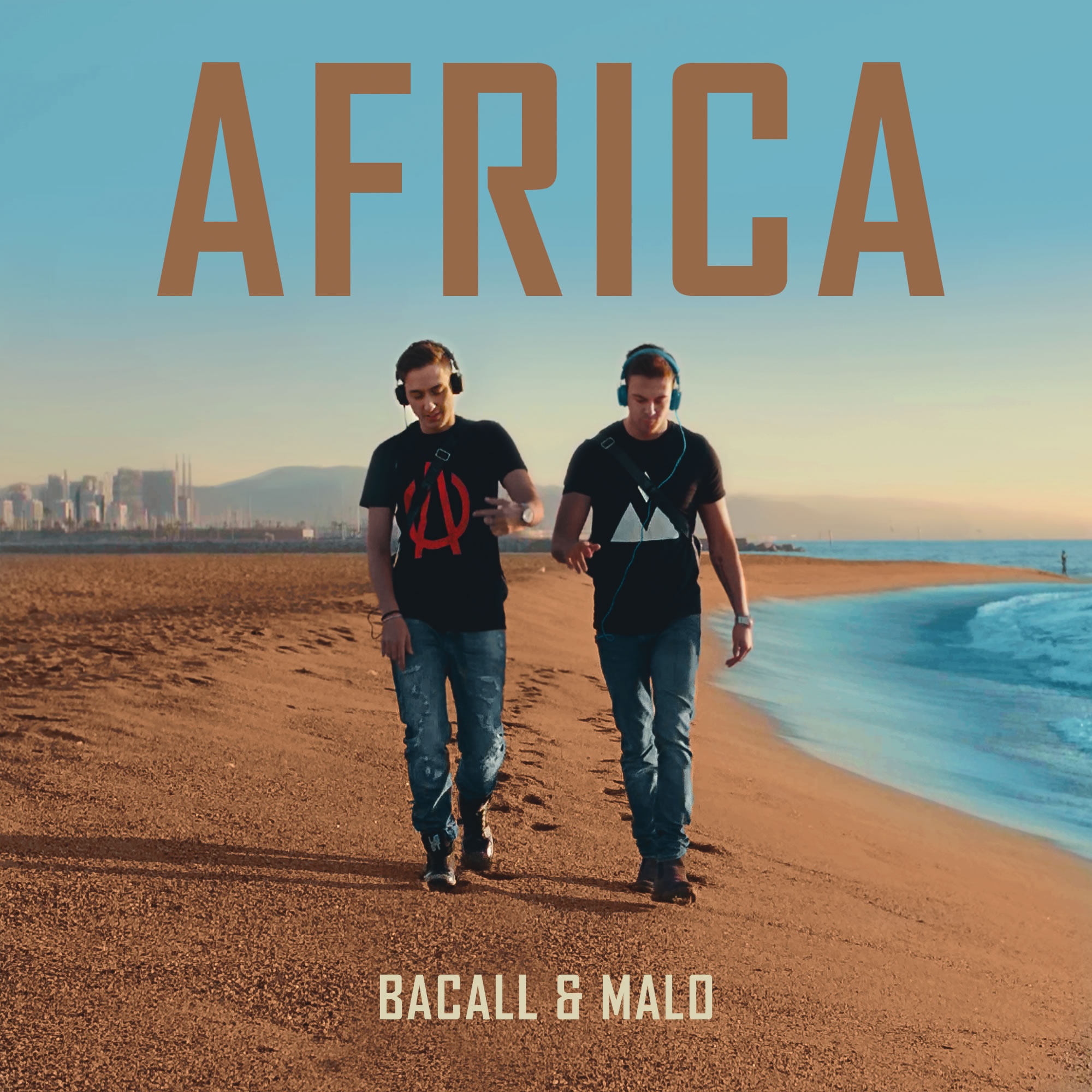 BACALL & MALO - AFRICA