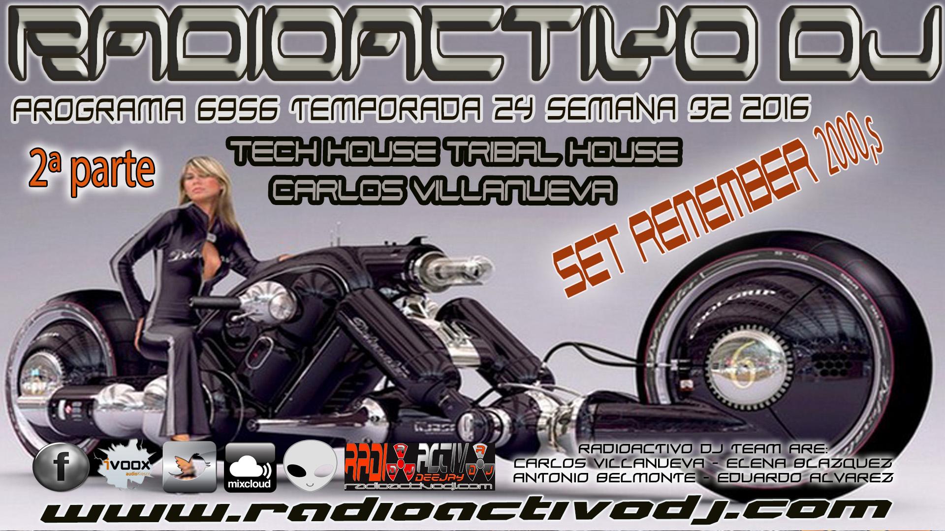 RADIOACTIVO DJ 32--2016