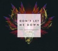 THE CHAINSMOKERS FEAT DAYA – DONT LET ME DOWN
