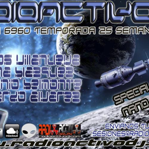 RADIOACTIVO DJ 36-2016