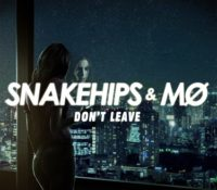 SNAKEHIPS Y MO – DONT LEAVE