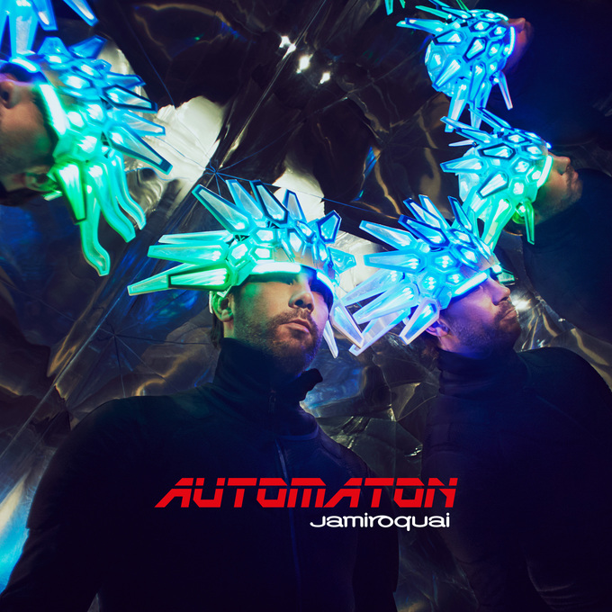JAMIROQUAI - AUTOMATON (RADIO EDIT)