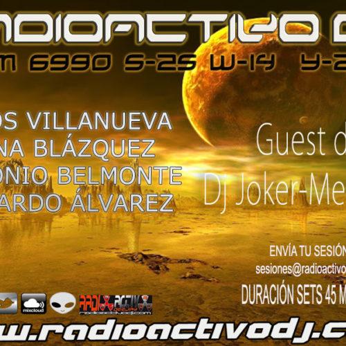 RADIOACTIVO DJ 14-2017